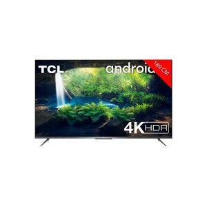 TCL TV LED 4K 189 cm TCL 75P716 - Publicité