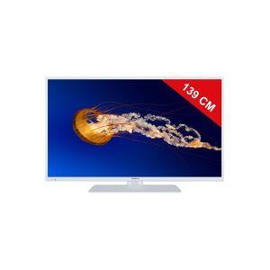 Hitachi TV LED 4K 139 cm HITACHI 55HK6100W - Publicité