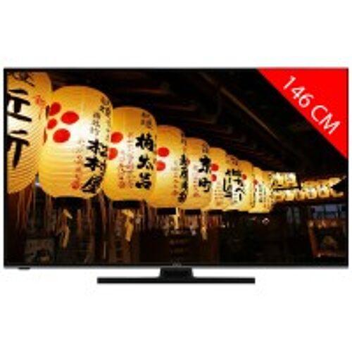 Hitachi TV LED 4K 146 cm HITACHI...
