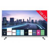 Grundig TV LED 4K 108 cm GRUNDIG 43VLX7850WP