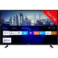Grundig TV LED 4K 164 cm GRUNDIG 65GDU7500B