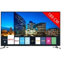 Grundig TV LED 4K 189 cm GRUNDIG 75VLX7860