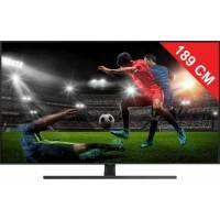 Samsung TV QLED 4K 189 cm SAMSUNG 75Q70T 2020