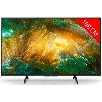 Sony TV LED 4K 108 cm SONY KD 43...