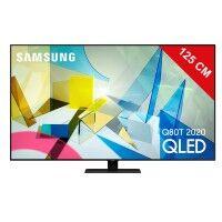 Samsung TV QLED 4K 125 cm SAMSUNG QE50Q80T