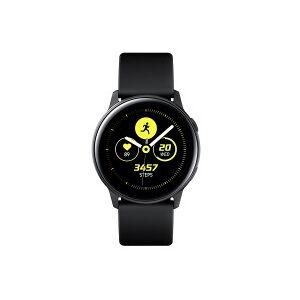 Samsung Montre connectée SAMSUNG Galaxy Watch Active 40mm- Noir - SM-R500NZKAXEF - Publicité