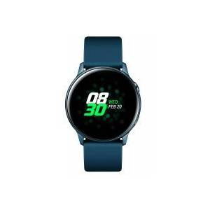 Samsung Montre connectée SAMSUNG Galaxy Watch Active 40mm - Vert - Publicité