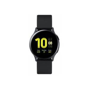 Samsung Montre connectée SAMSUNG Galaxy Watch Active2 40M Noir Carbone - Publicité
