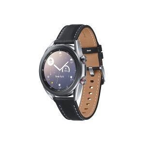 Samsung Montre connectée SAMSUNG Galaxy Watch3 41 mm 4G SILVER - Publicité