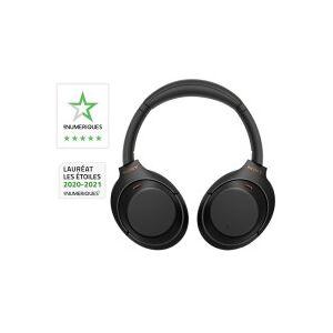 Sony Casque audio arceau SONY WH1000XM4B.CE7 - Publicité
