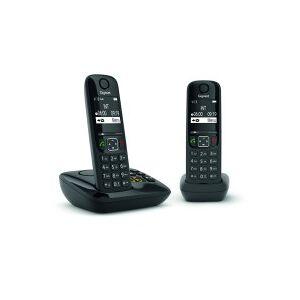 Siemens Téléphone sans fil GIGASET AS690 A Duo - Publicité