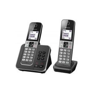 Panasonic Téléphone sans fil PANASONIC KX-TGD322FRG - Publicité