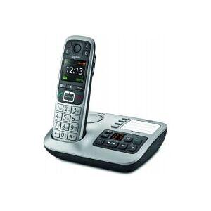 Siemens Téléphone sans fil SIEMENS GIGASET E560A silver - Publicité