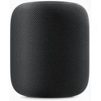 Apple Enceinte Connectée Intelligente APPLE HomePod (Gris Sidéral)