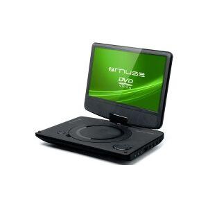 MUSE Lecteur DVD portable MUSE M970P - Publicité