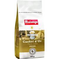 MALONGO Café MALONGO Cachet d'or Grains 500g