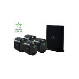 ARLO Caméra de surveillance ARLO Arlo Ultra 4K pack 4 cameras - Black - Publicité