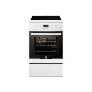 Electrolux Cuisiniere vitroceramique ELECTROLUX EKC54350OW - Publicité