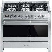 SMEG Piano de cuisson SMEG A2-81