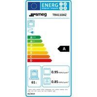 SMEG Piano de cuisson SMEG TR4110AZ