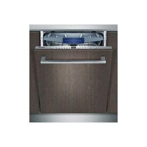 Siemens Lave vaisselle tout integrable 60 cm SIEMENS SN636X01KE - Publicité