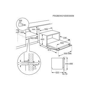 Electrolux Mini lave vaisselle encastrable ELECTROLUX ESL2500RO - Publicité