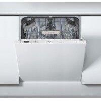 Whirlpool Lave vaisselle tout integrable 60 cm WHIRLPOOL WIO3T122PS 6ème sens Glissière
