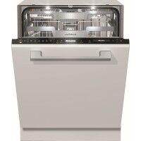 Miele Lave vaisselle tout integrable 60 cm MIELE G 7565 SCVi XXL AutoDos 42 dB Tiroir à couverts