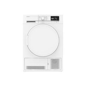 Sharp Sèche linge Condensation SHARP KDGCB7S7PW9 - Publicité