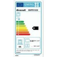 Brandt Four encastrable pyrolyse BRANDT BXP5132X
