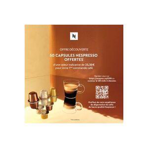 MAGIMIX Nespresso MAGIMIX 11350 M 105 Inissia Noir - Publicité