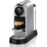 Krups Nespresso KRUPS YY4118FD Citiz silver
