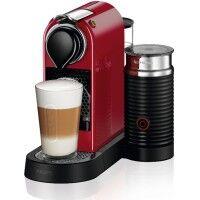 Krups Nespresso KRUPS YY4116FD Citiz & Milk rouge