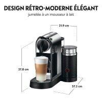 MAGIMIX Nespresso MAGIMIX 11318 Citiz milk chrome M195