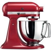 KitchenAid Robot culinaire KITCHENAID Artisan 5KSM125EER Rouge Empire