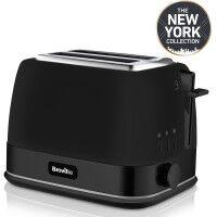 BREVILLE Grille pain BREVILLE New York noir VTT946X01