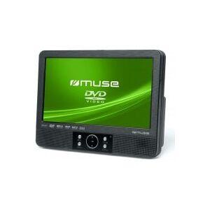 MUSE Lecteur DVD portable MUSE M920CVB - Publicité
