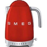 SMEG Bouilloire SMEG KLF04RDEU 1.7 litres à température réglable rouge