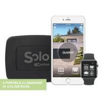 1CONTROL Télécommande radio 1CONTROL SOLO - Contrôle d'ouverture garage par Smartphone