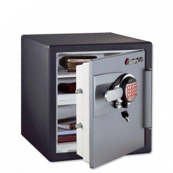 ProSignalisation Mini coffre fort anti feu et eau