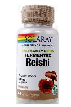Eyeslipsface Reishi 500 mg - SOLARAY (0000) 60