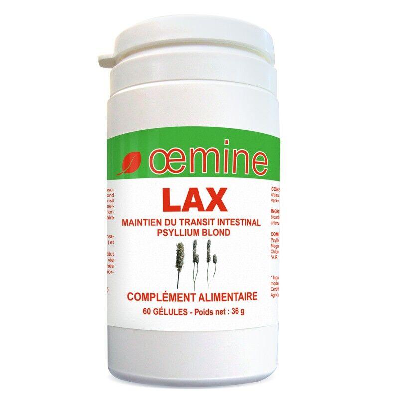 Eyeslipsface Oemine LAX - Psyllium blond -PHYTOBIOLAB - OEMINE (0000) 60