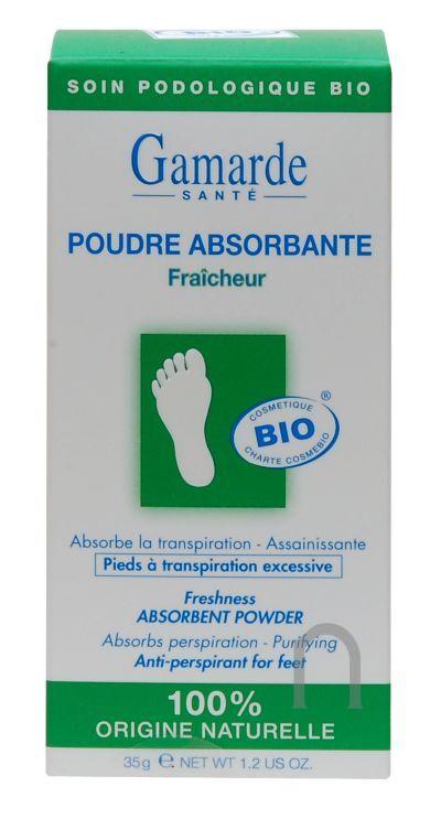 """Eyeslipsface """"Poudre Absorbante Fraîcheur - 35g -GAMARDE (4.9749) 35"""""""