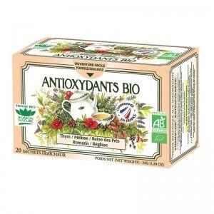 "Eyeslipsface ""Tisane Anti-oxydants Bio - 20 sachets - ROMON NATURE (00501070) 20"""