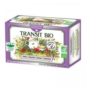 "Eyeslipsface ""Tisane Transit Bio - 20 sachets - ROMON NATURE (00519100) 20"""