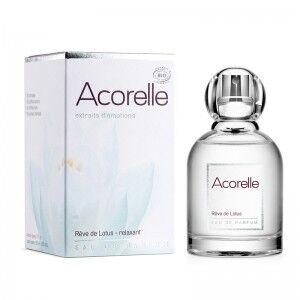 "Eyeslipsface ""Eau de parfum Rêve de Lotus Bio - 50 ml - ACORELLE (00631303) 50"""