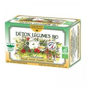 "Eyeslipsface ""Tisane Détox Légumes-Bio-Romon Nature (00519116) 20"""