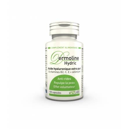"Eyeslipsface ""Dermoline Hydric - 100 capsules - LT LABO (0000) 100"""
