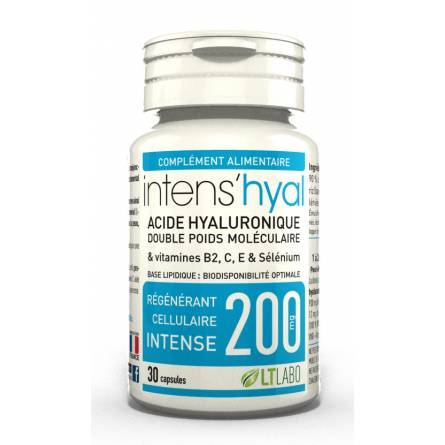 "Eyeslipsface ""Intens'hyal - 30 capsules - LT LABO (0000) 30"""