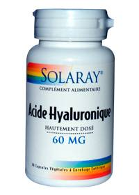 "Eyeslipsface ""Acide Hyaluronique - 60 mg - SOLARAY (0000) 30"""